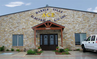 Marble Falls Building